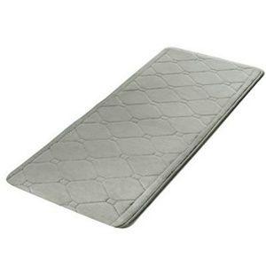 Memory bath mat